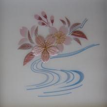Japansk silkebrod. blomst